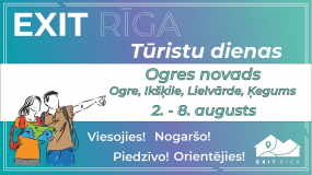 Ogres novadā notiks Exit Rīga autoorientēšanās posms