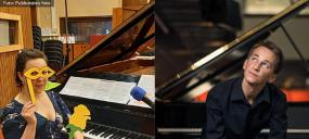 """""""Pianistu sarunas"""" izvaicā Daumantu Liepiņu"""