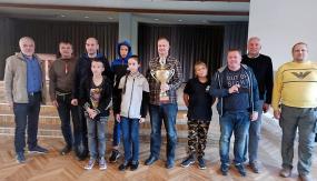 Ogres novada čempions šahā – Lauris Laimiņš