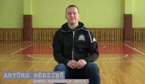 LJBL aicina iepazīt savējos: Ogres Basketbola skolas treneris Artūrs Bērziņš