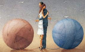Mīlestības atkarība. Dzīves fokusa nobīde.