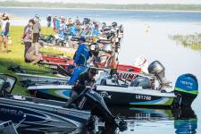 Rīgas HESūdenskrātuvē norisināsies BTA Latvijas Čempionāta spiningošanā no laivām 1. posms