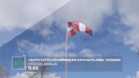 Svētku ekumēniskais dievkalpojums ReTV tiešraidē 4. maijā