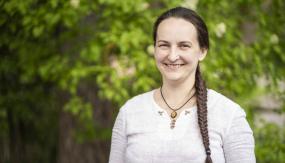 Privātskolas dibinātāja Evija Rudzīte Latvijas iedvesmas stāstu vietnē