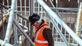 Būvdarbi aktīvi notiek visā Ogres novadā