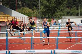 Latvijas U16 čempionāta vieglatlētikā rezultāti